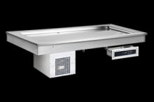 SL LIME+ 3 - Výdejní vana chladicí GN 3-1/1 - 30 mm drop-in