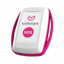 Vimron Personal GPS Tracker NB-IoT, bílá