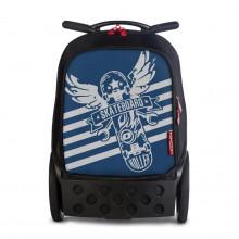 Školní taška na kolečkách Nikidom Roller Skate