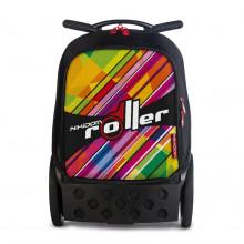Školní taška na kolečkách Nikidom Roller Kaleido