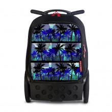 Školní taška na kolečkách Nikidom Roller Miami