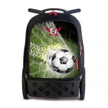 Školní taška na kolečkách Nikidom Roller XL Goal
