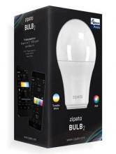 Zipato LED RGBW žárovka E27, Z-Wave, 9.5W