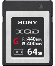 Sony XQD 64GB G serie (5x stronger)