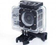 Hetrix X3 - kapesní digitální kamera 4K 16MB WiFi černá