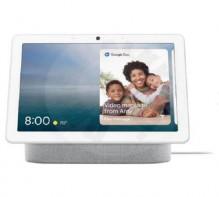 Google Nest Hub Max Chalk, Hlasový asistent s displejem, bílý