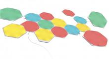 Nanoleaf Shapes Hexagons Starter Kit 15 Panels