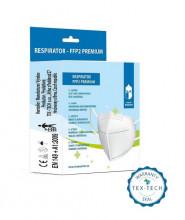 TEX-TECH Respirátor FFP2 PREMIUM 5 vrstev (10 ks balení)
