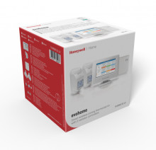 Honeywell Evohome Starter Set 2 Kotel CZ THR99C3112, Evohome Touch WiFi + 2x termohlavice HR92 + BDR
