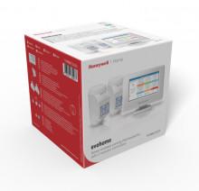 Honeywell Evohome Starter Set 2 CZ THR99C3102, Evohome Touch WiFi + 2x termohlavice HR92