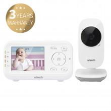 """VTech VM3255 dětská video chůvička s barevným displejem 2,8"""""""