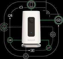 Honeywell Lyric C1 Wi-Fi Bezpečnostní kamera HAWCIC1E, Geofence