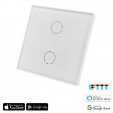 iQtech SmartLife IQS002, Wi-Fi vypínač dvojitý