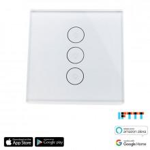 iQtech SmartLife IQS003, Wi-Fi vypínač trojitý