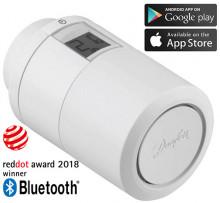 Danfoss Eco™ Bluetooth, inteligentní radiátorová termostatická hlavice, bílá