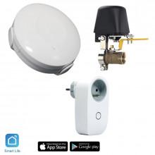 iQtech SmartLife Vodník, startovací sada pro hlídání úniku vody